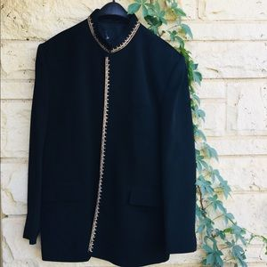 Other - Men's clergy jacket with embroidery.